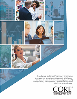 CORE Product Guide for PharmD Programs
